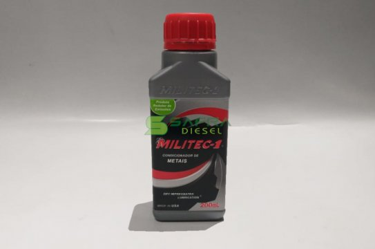 Condicionador De Metais (Militc) 200 ml