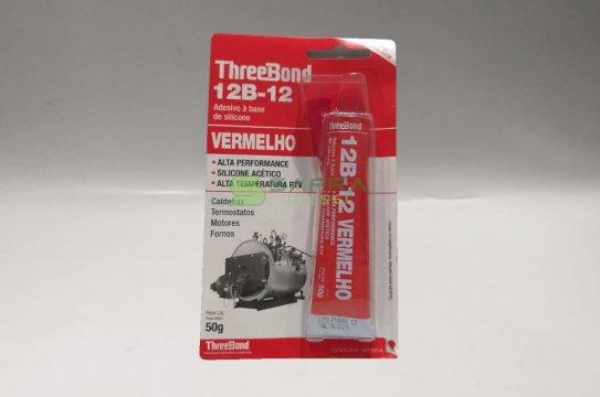 Silicone Alta Temperatura 50g Threebond